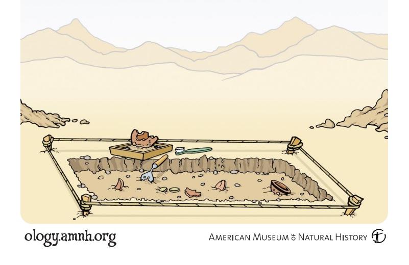 arkeolojik oyunlar