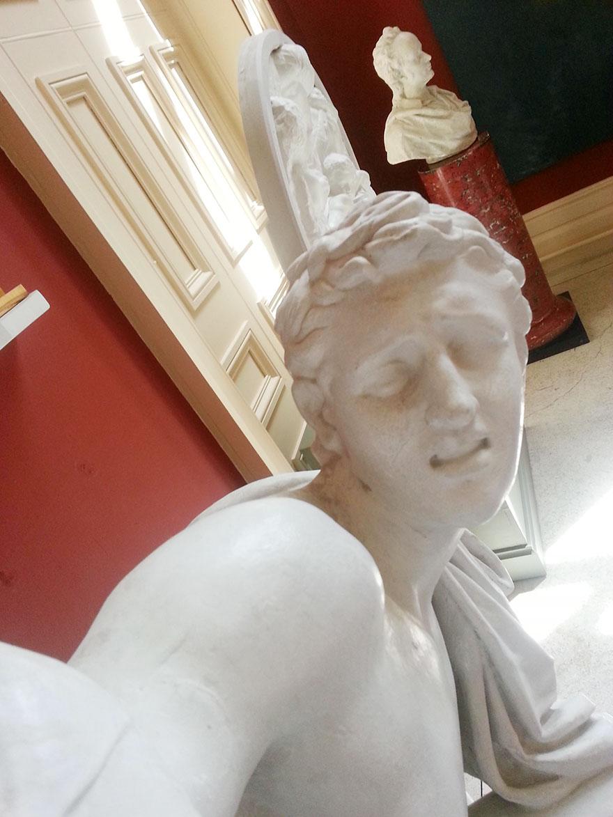 heykel selfie