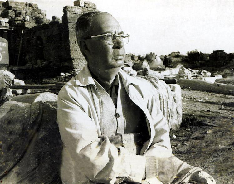 türkiye arkeolojisinin öncüleri