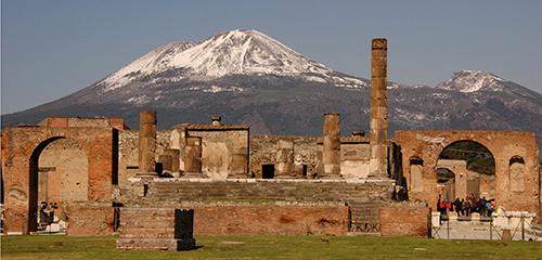 pompei'ye çalınan eserler iade ediliyor