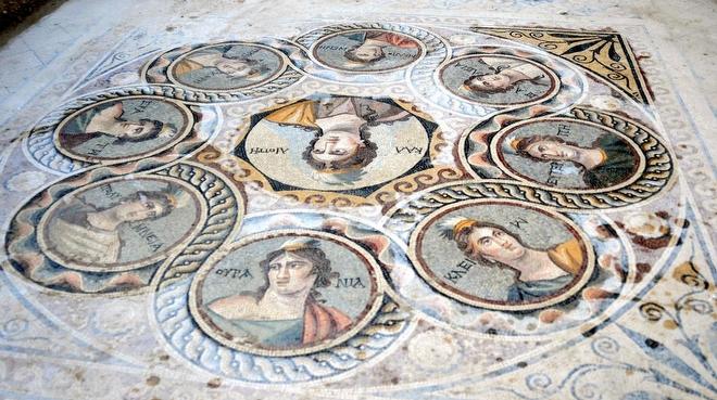 2014 yılının türkiyeden en önemli arkeolojik keşifleri