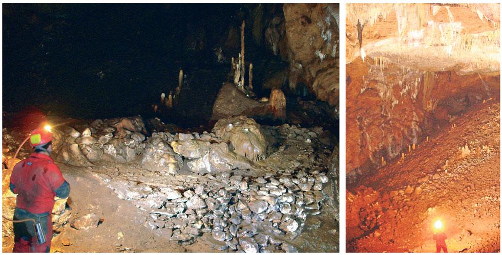 atspas mağarasında buluntular