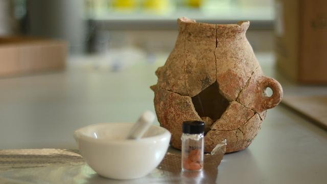 israil'de zeytin yağı