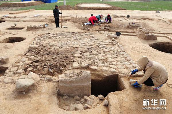 çin'de hanedanlıklara ait ritüel yapıları bulundu