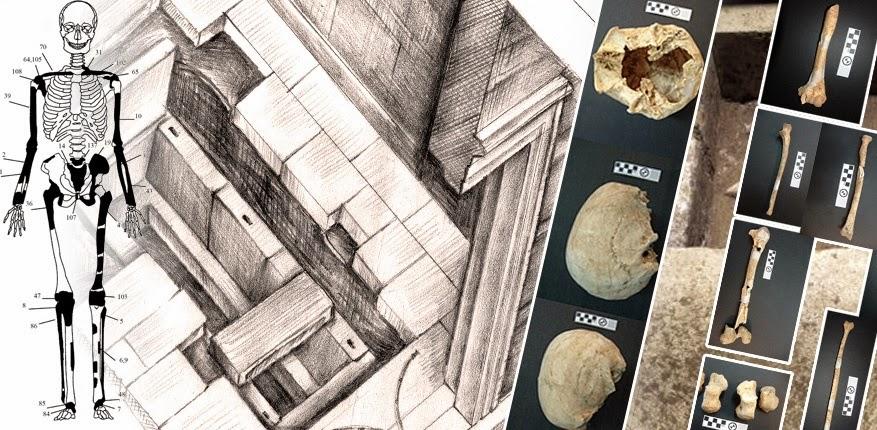 amphipolis'te kemiklere yapılan analizler açıklandı