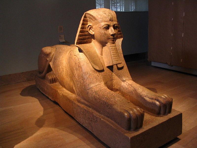 mısır ilk kadın firavunu hakkında her şey.