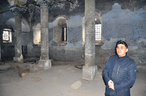 18. yüzyıldan kalma tarihi kilise satışa çkarıldı