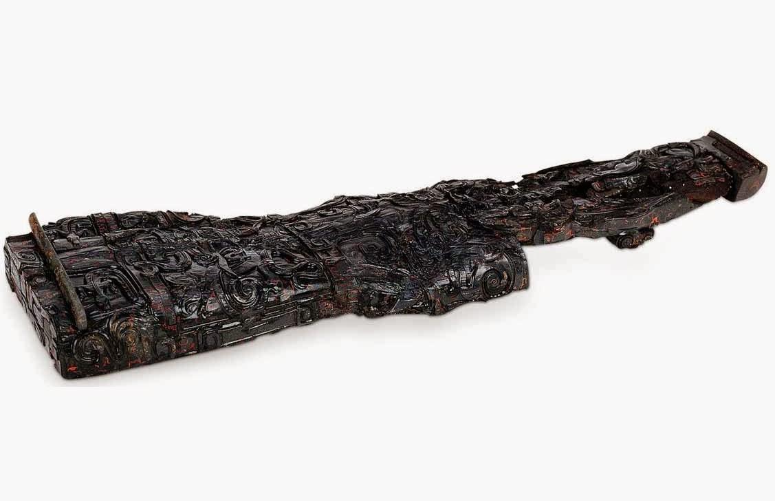 çinde kazıda zeng müzik aletleri arkeoloji