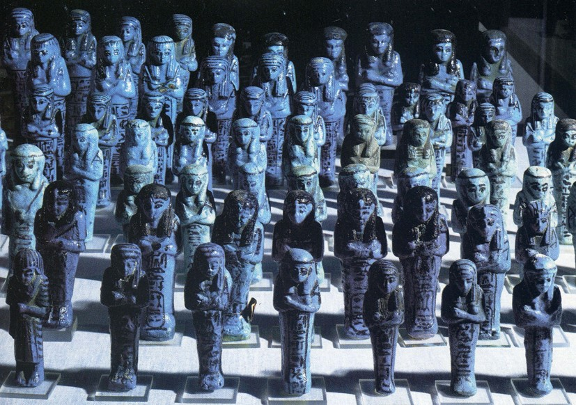 5000 yıllık mavi cilt altını görüntülemek için kullanılacak