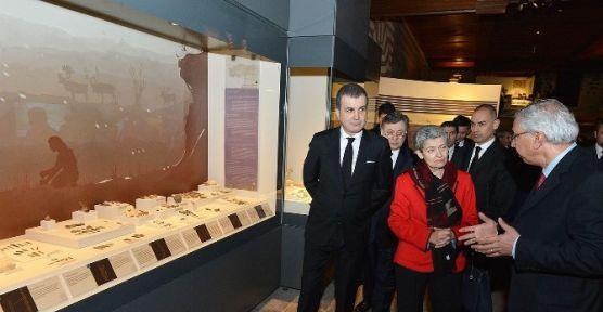 Irina Bokova Ankarayı gezdi