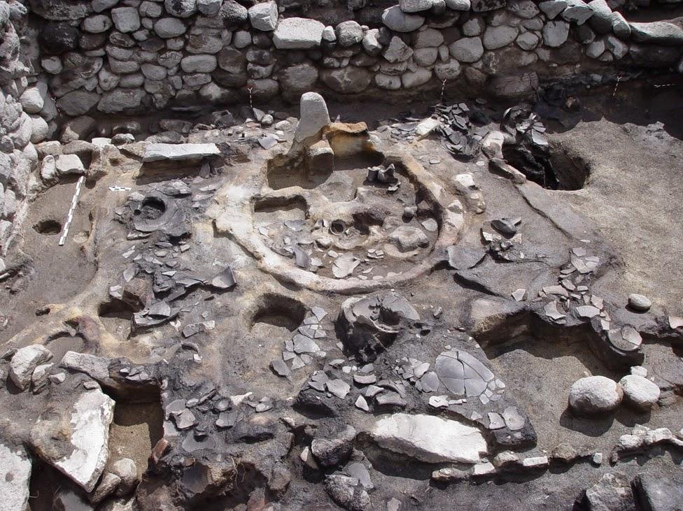 Ermenistan'da Kahinler ve Kehanetlerine dair ilk tunçtan bulgular.