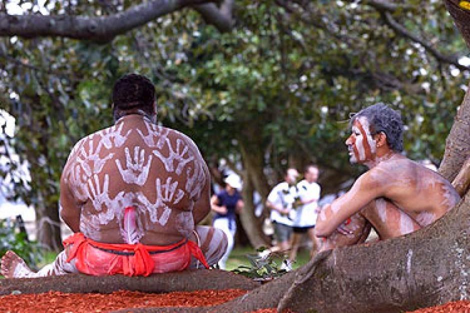 avustralya yerli hikayeleir doğa değişimlerini anlatıyor
