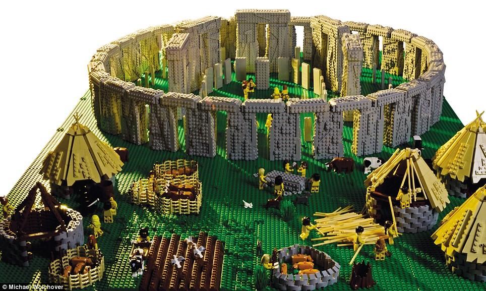 lego_stonehenge