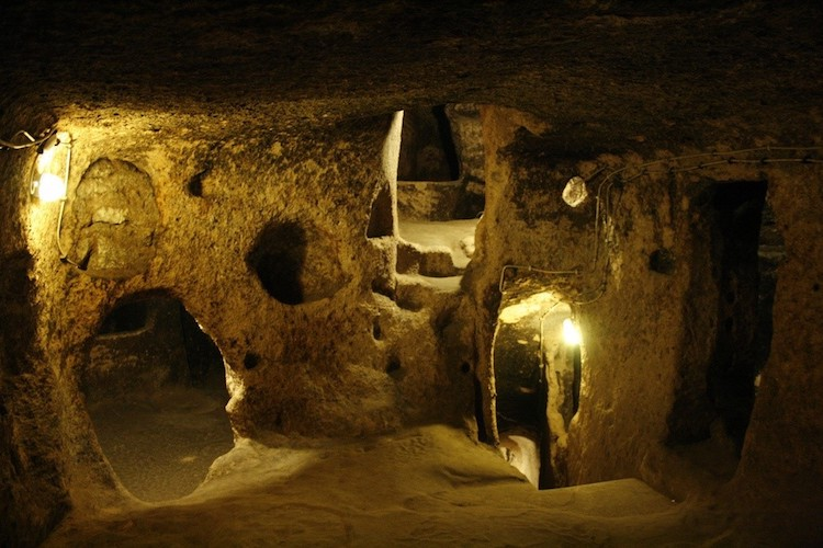 Dünyadan En İlginç 10 Antik Mağara ve Yeraltı Yerleşimi