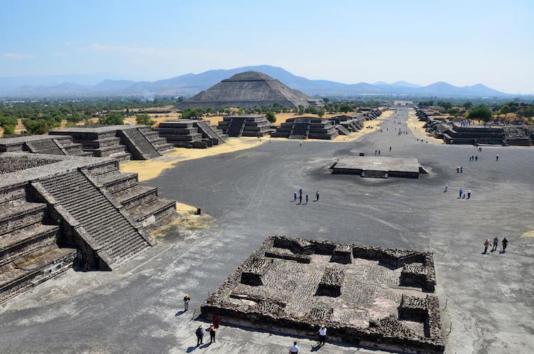 antik ve modern şehirlerin benzerlikleri