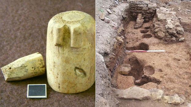 İngiltere'de En Eski Satranç Taşı Atölyesi Bulundu