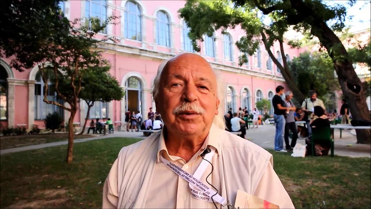 Prof. Dr. Mehmet Özdoğan Arkeofili'ye konuştu