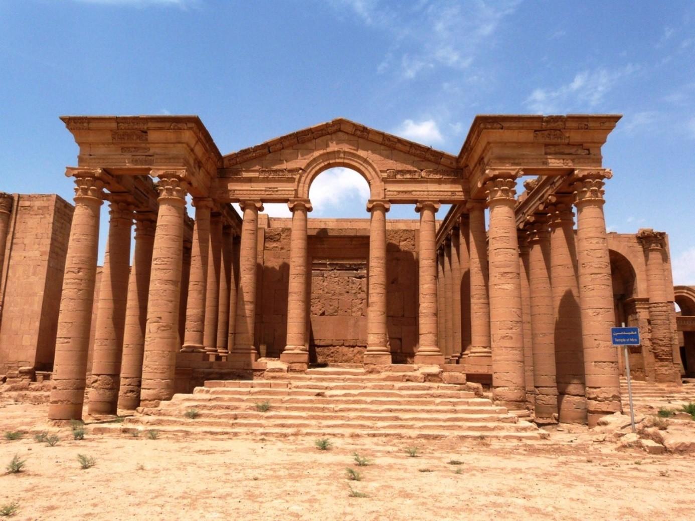 ışid'in zarar verdiği tarihi yapılar