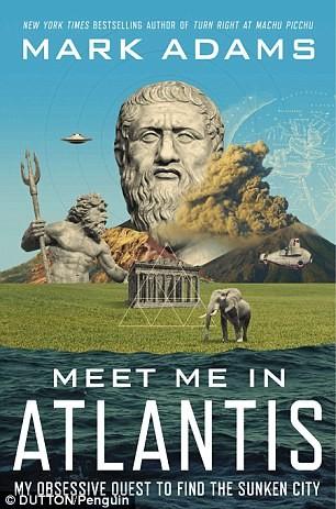 efsanevi şehir atlantis aranıyor