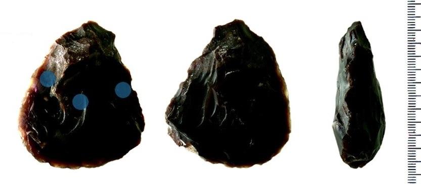 israil taş alet fildişi dil