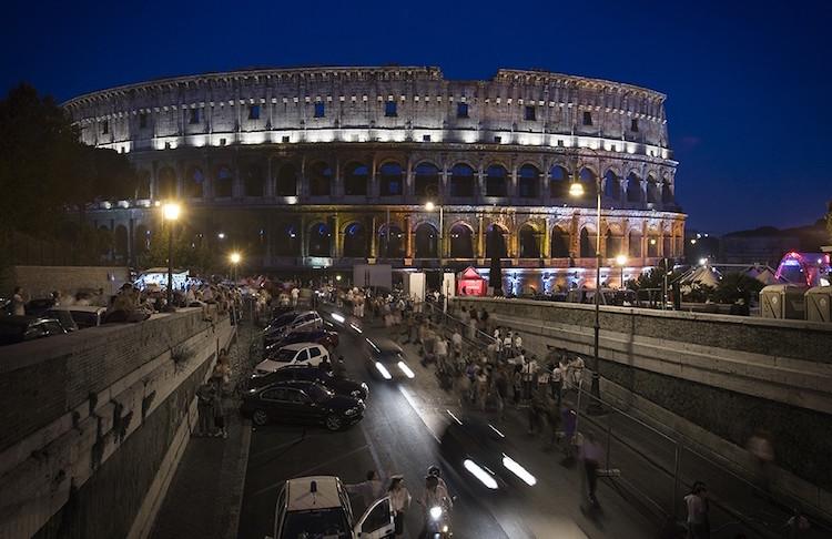dünyanın çeşitli yerlerinden en güzel roma mimarileri