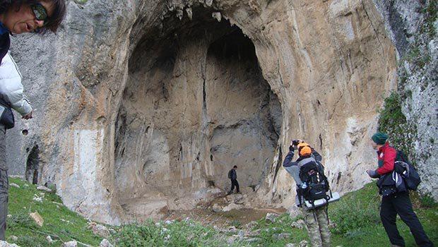 izmir'de antik iyon yolu yürüyüş için açılıyor
