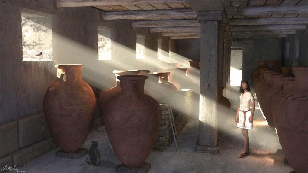 Kalavasos-Ayios Dhimitrios antik kenti için telefon uygulaması yapılıyor