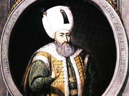 kanuni sultan süleyman'ın iç organları bulundu
