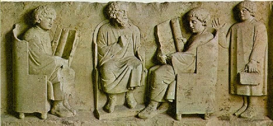 sezar öğrenciyken okul yaşantısı