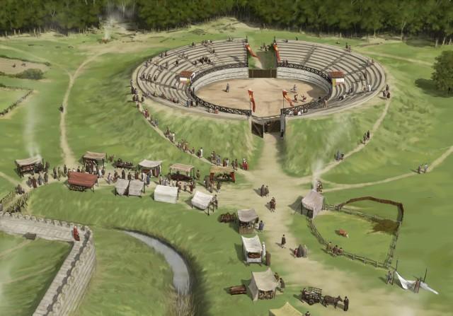 roma dönemi eğlence anlayışı nasıldı?