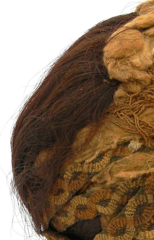 paracas kültürü mumyalarına analiz.