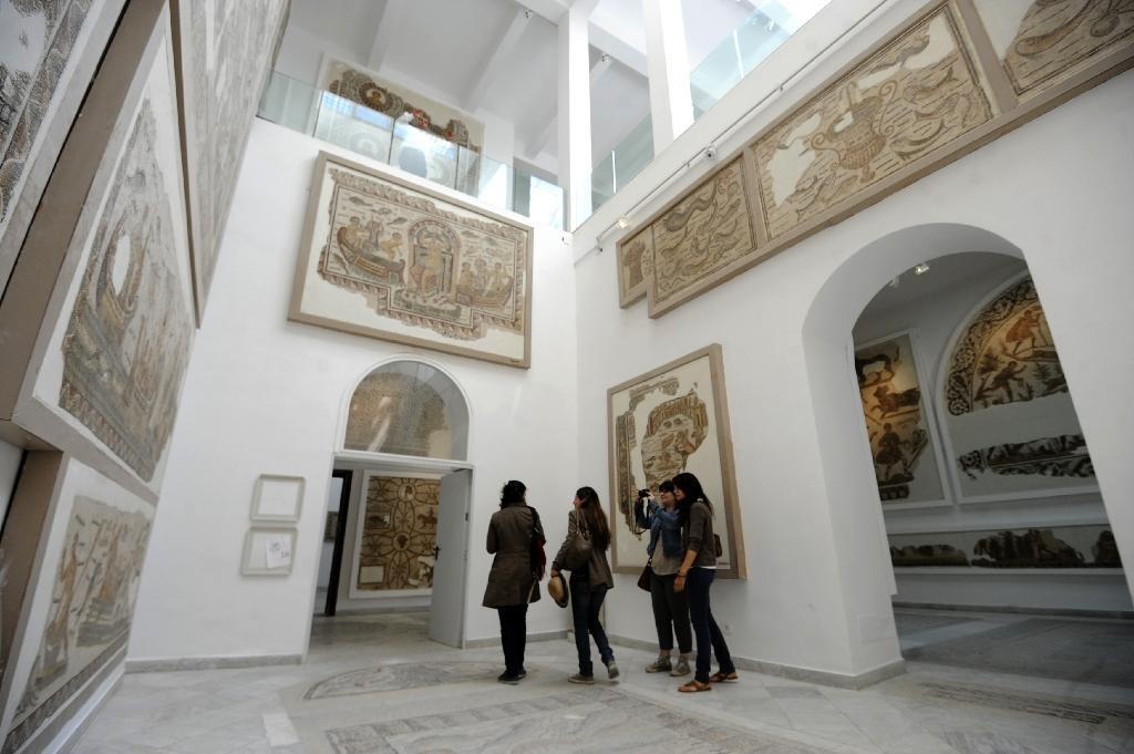 bardo müzesi turist silahlı saldırı