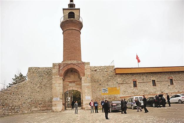 sezar'ın yaptırdığı meşhur zile kalesi müze olarak kullanılacak