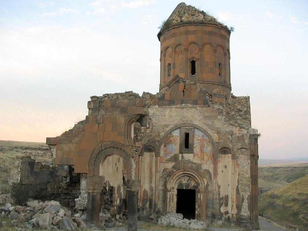 guardian gazetesinin yayınladığı az bilinen arkeolojik yapılar