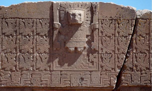kolomb öncesi dönemden yarı gömülü piramit bulundu