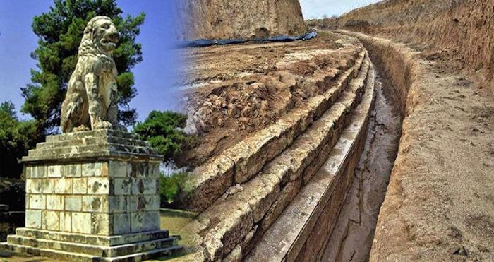 Amphipolis Ödenek Eksikliğinin Kurbanı Oluyor