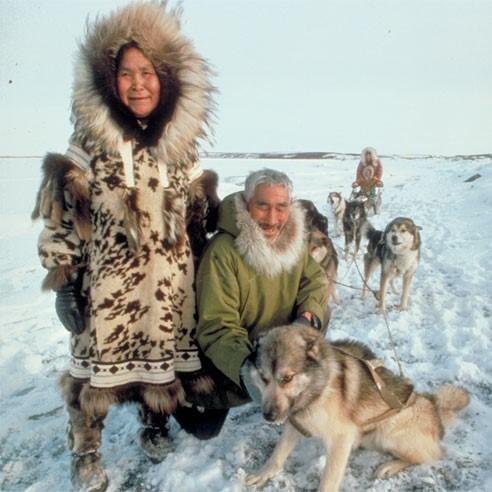 DNA Analizi Bütün Eskimo Nüfusunun Kuzey Alaska'dan Yayıldığını Gösteriyor