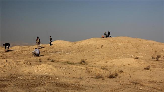 Arkeologlar güneydoğu İran'da onlarca yeni höyük keşfetti.