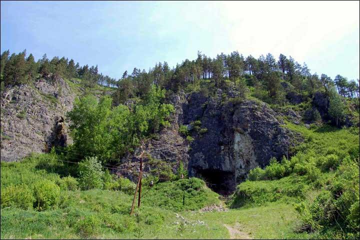 sibirya denisova mağarası insanı
