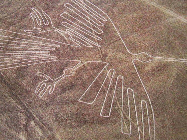 nazca çizgileri nasıl kullanıldı