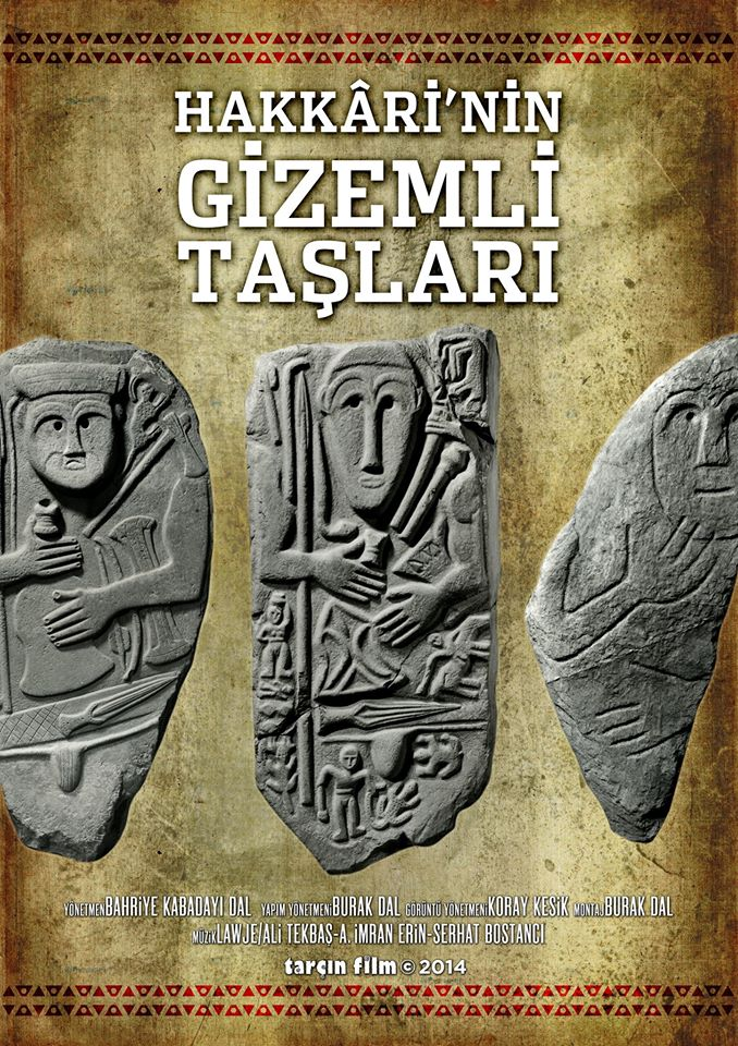 hakkari'nin gizemli taşları arkeoloji