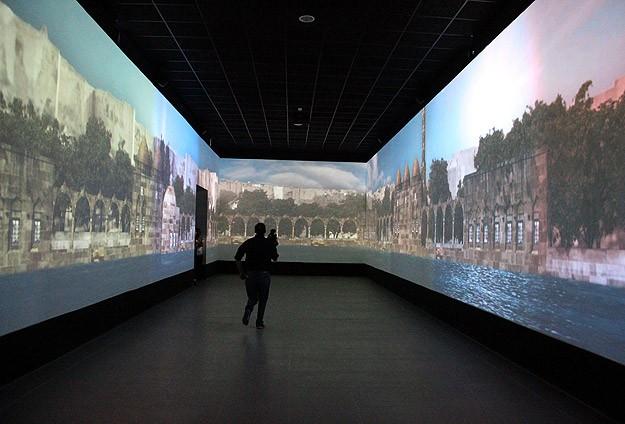 urfa'da türkiyenin en büyük müze kompleksi