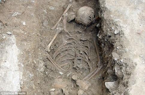 arkeoloji c vitamini eksikliği