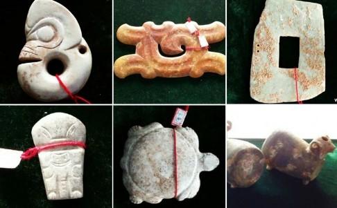 çin neolitik tarihi eser kaçakçılığı