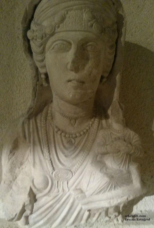 İstanbul Arkeoloji Müzeleri'nde Görülmesi Gereken 25 Palmira İnsanı