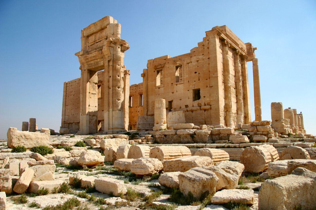 IŞİD Suriye'deki Palmira Antik Kenti'ni Ele Geçirebilir