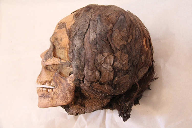 antik mısır'da saç tipleri