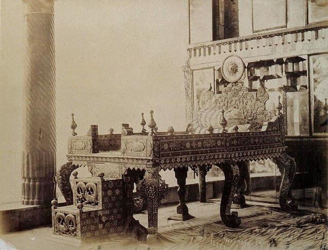 tahran'ın en eski fotoğrafları
