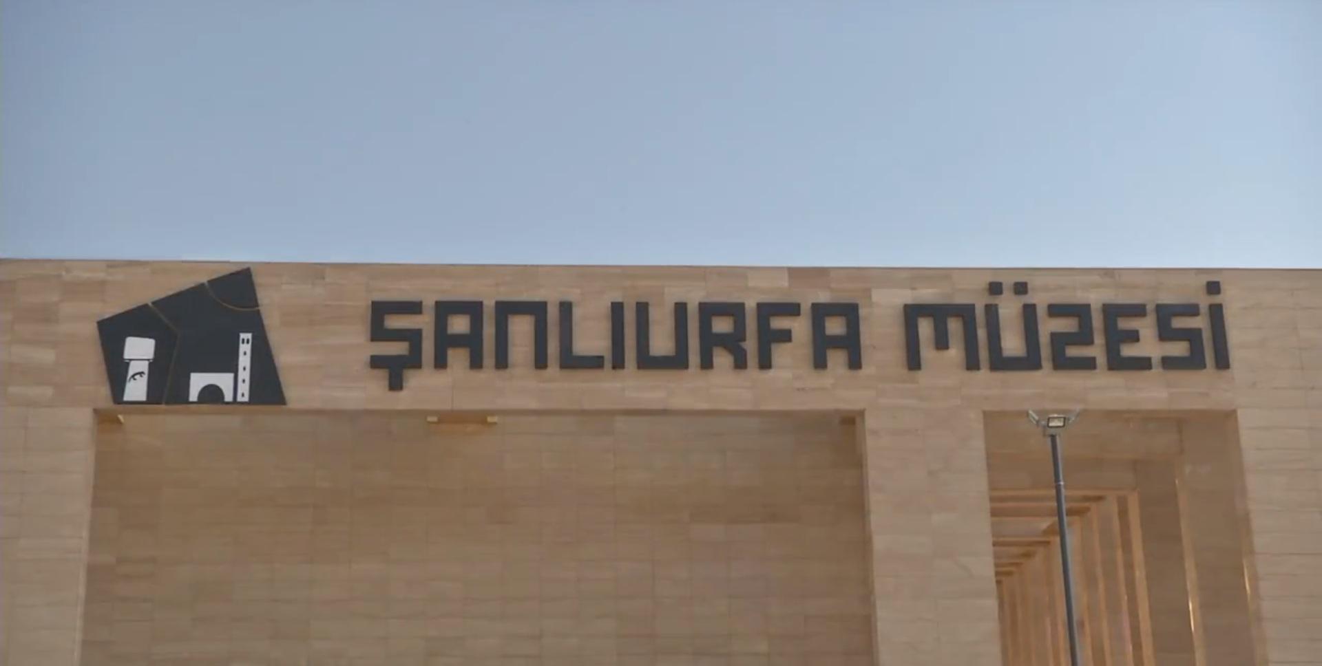 türkiye'nin en büyük müzesi şanlıurfa'da açıldı