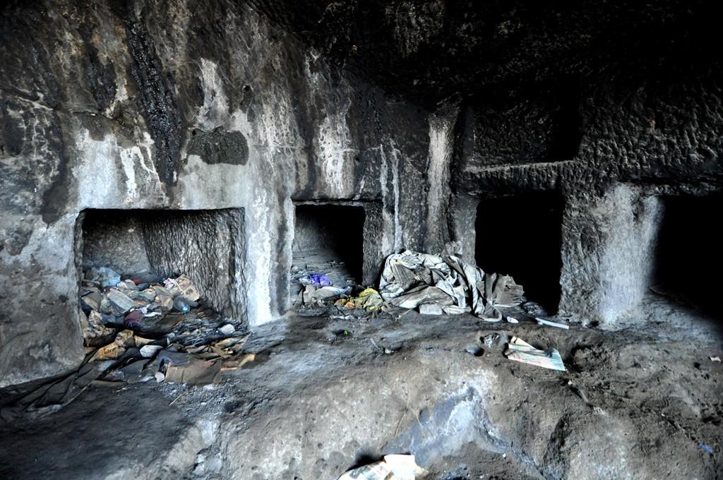 bodrum'un tarihi çöplüğe dönüşüyor